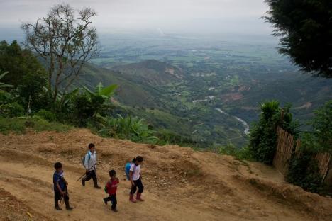 schoolKolombia