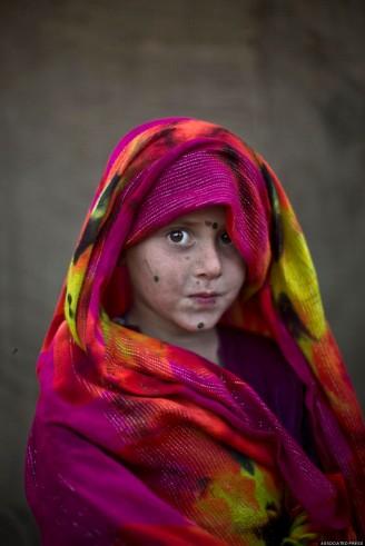 APTOPIX Pakistan Refugees Photo Essay