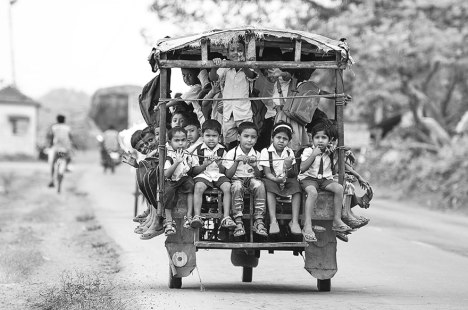 children-going-to-school-around-the-world-BeldangaIndia