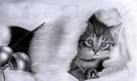 Christmas_Kitty_by_Rajacenna