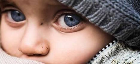 blye-eyed